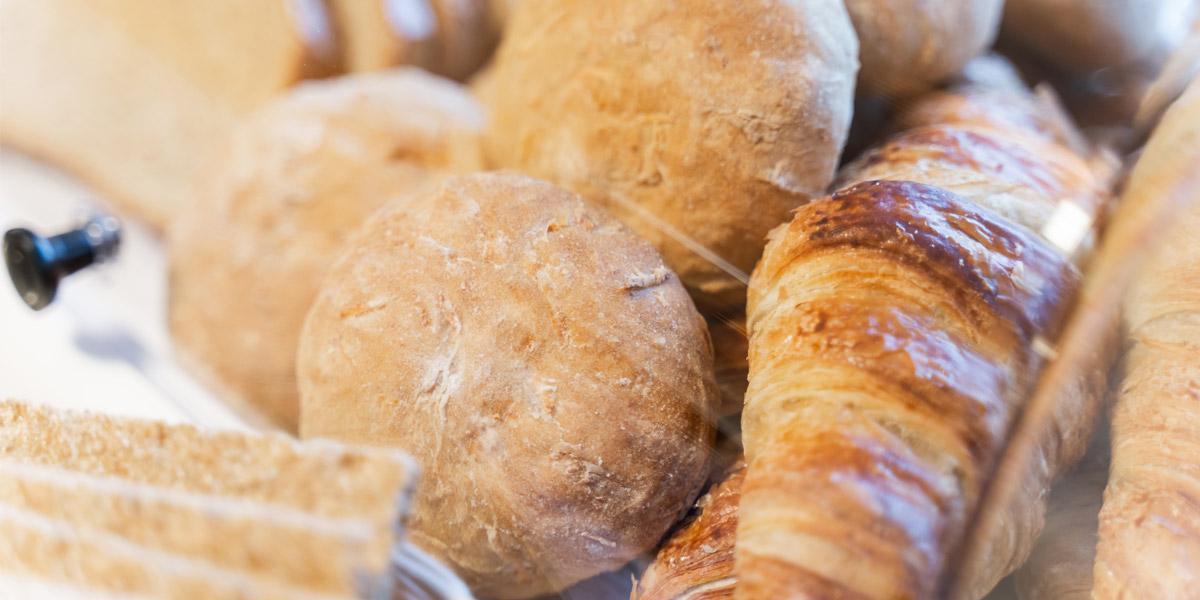 Ravintola Puntarin leivonnaisia