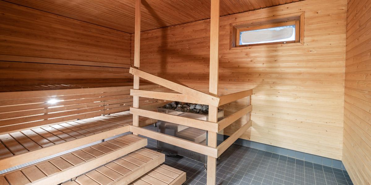 Palvelutalo Puntarin sauna