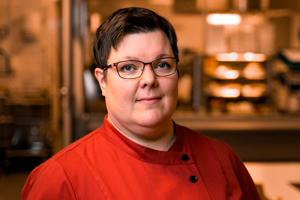 Ravintolapäällikkö Sari Laine